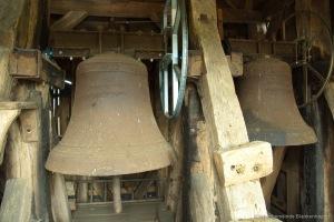 Kirche Blankenhagen - Glocken