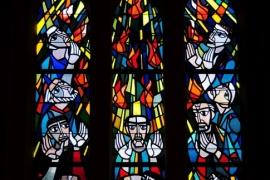 Altarfenster Blankenhagen