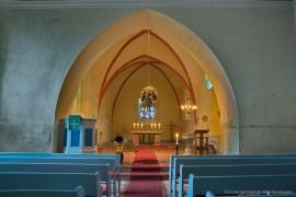Chor der Kirche Blankenhagen