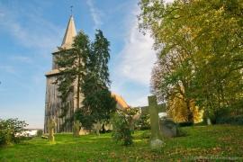 Kirche Blankenhagen - Turm