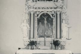 Kirche Dänschenburg - Altar 3
