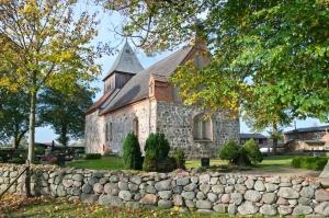 Kirche Dänschenburg
