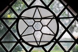 Kirche Dänschenburg - Fenster