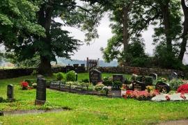Dänschenburg Friedhof