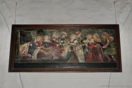 Kirche Dänschenburg - Gemälde