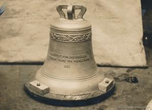 Kirche Gelbensande - Glocke von 1925