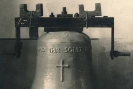 Kirche Gelbensande - Glocke von 1955
