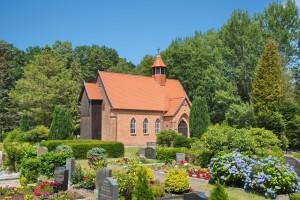 Kirche Gelbensande