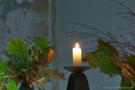 Kirche Gelbensande - Altarkerze