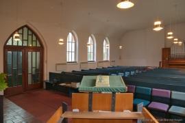 Kirche Gelbensande - Kanzel